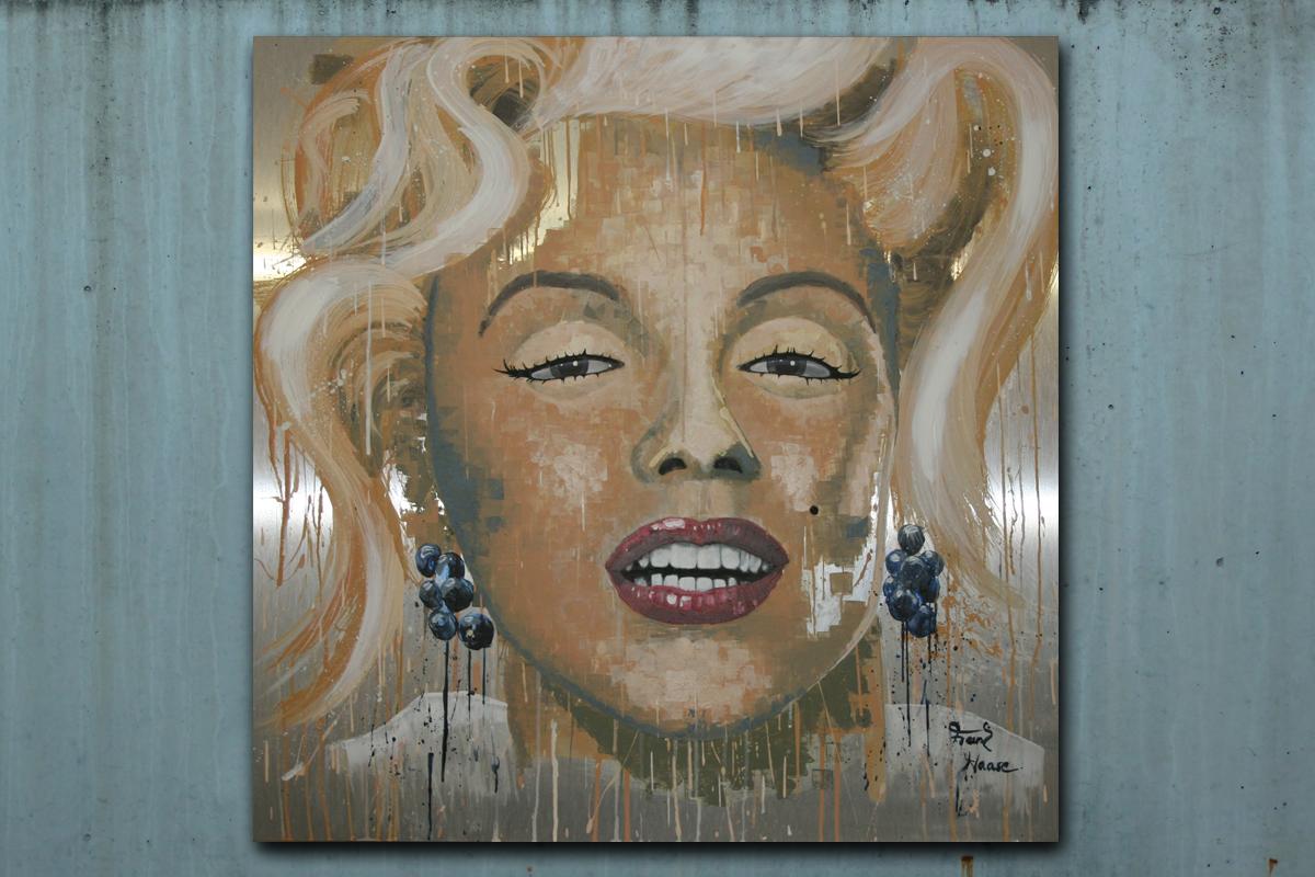 Frank Haase_Porträt Marilyn Monroe